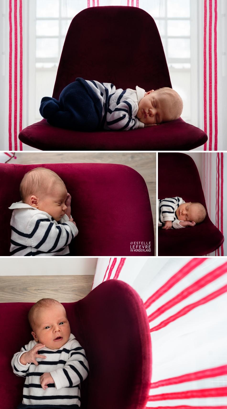 Séance photo bébé à domicile photographe à Colombes