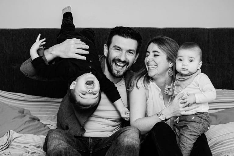 Photos en famille à domicile photographe à Asnières sur Seine