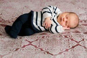 Photos de naissance à domicile photographe bébé à Montmorency 95