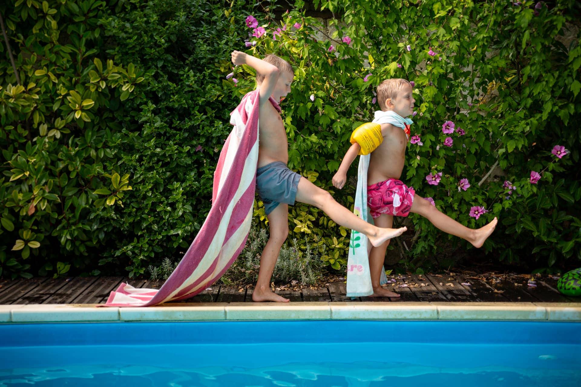 Photographe enfants famille a domicile Asnières sur Seine