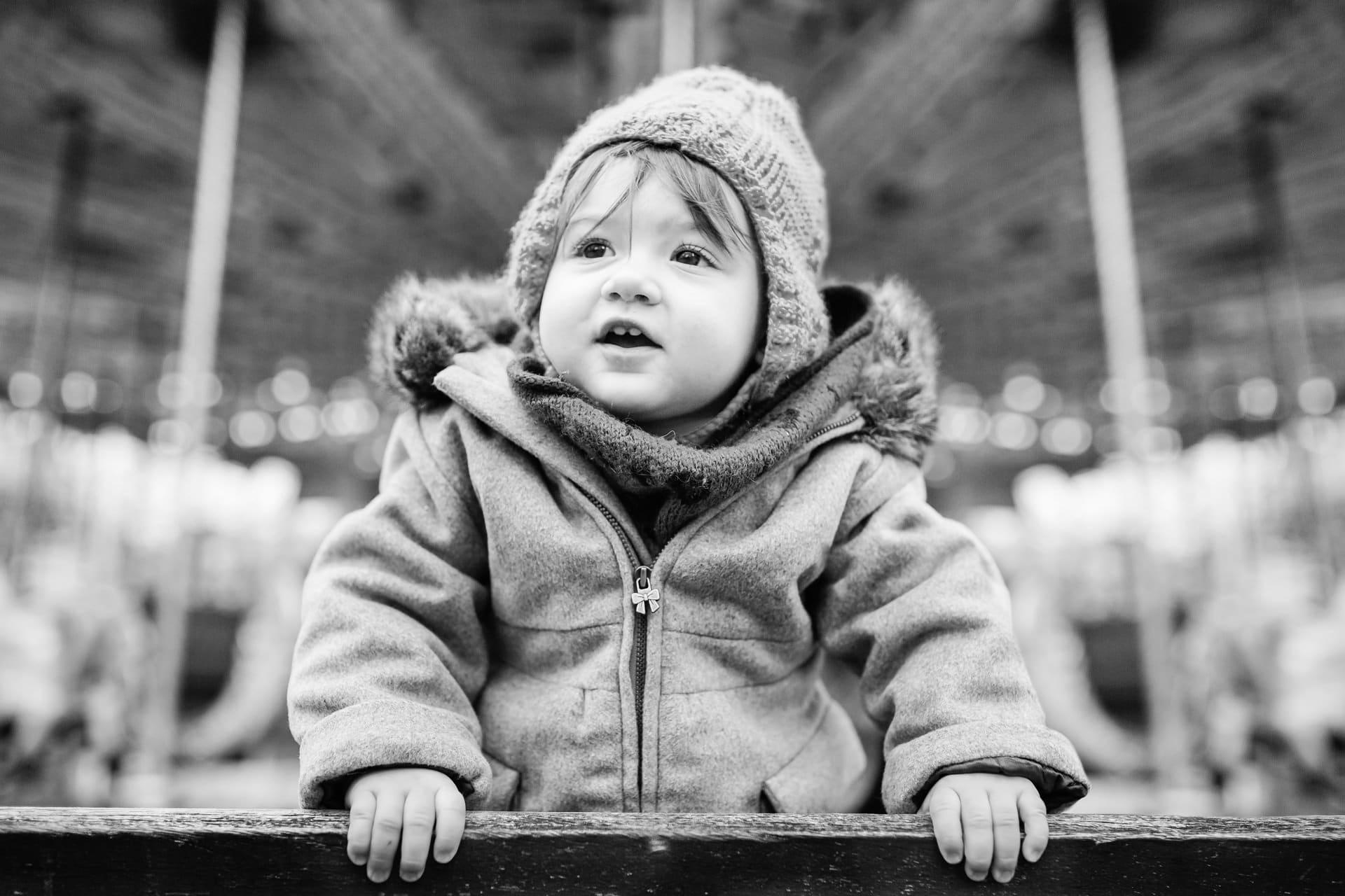 Photographe enfants famille a domicile à Courbevoie