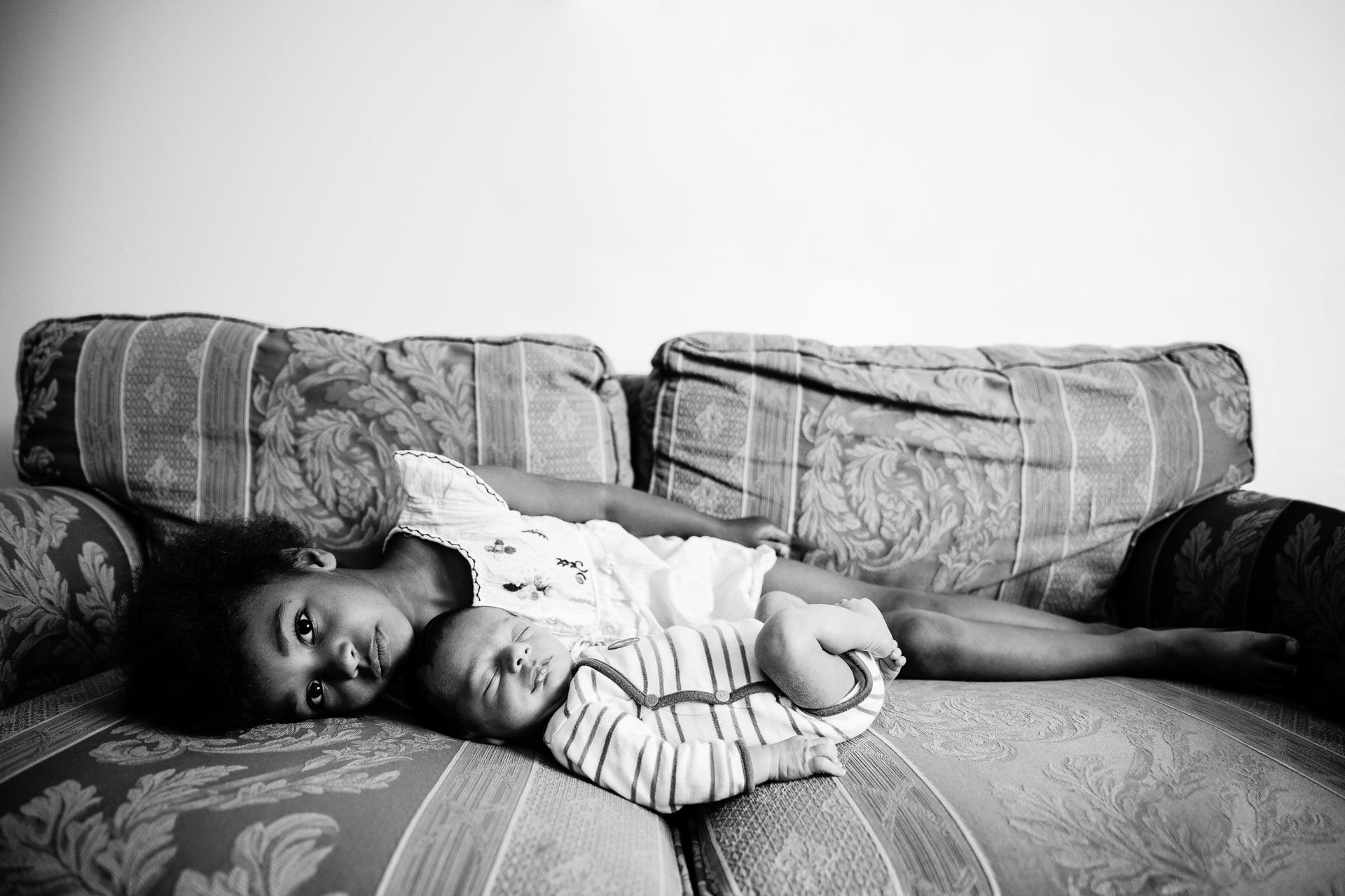 Photographe famille a domicile à Bois Colombes