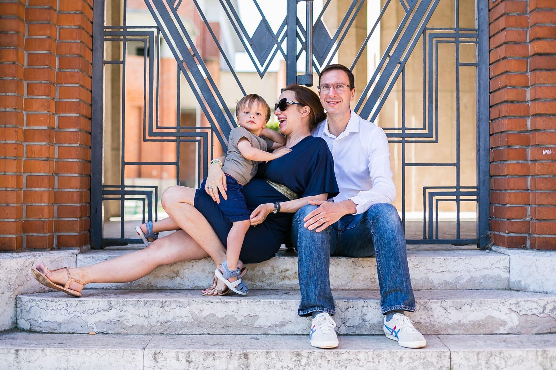 Photographe famille a domicile en région parisienne