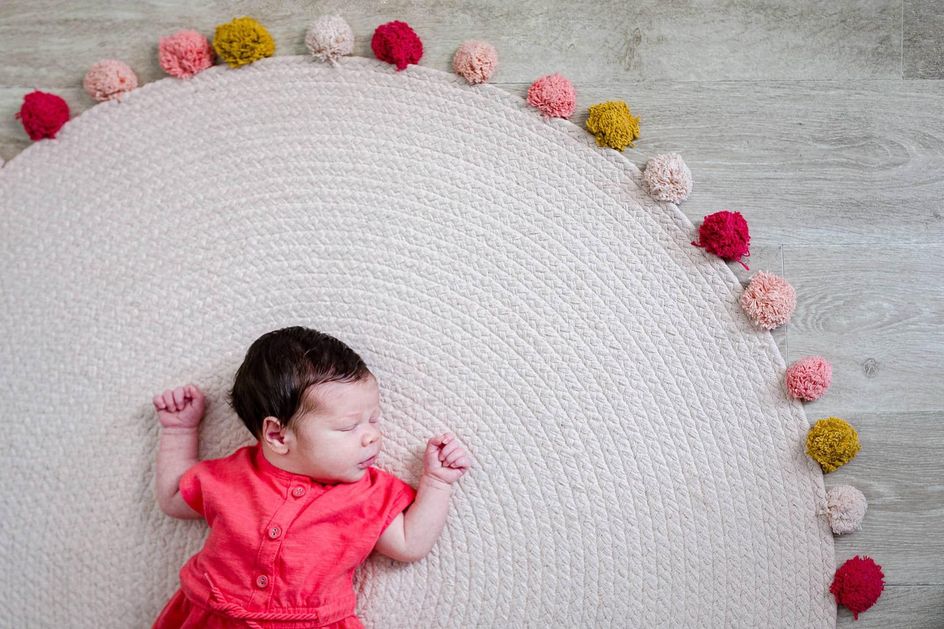 Photographe naissance bébé domicile Asnières sur seine