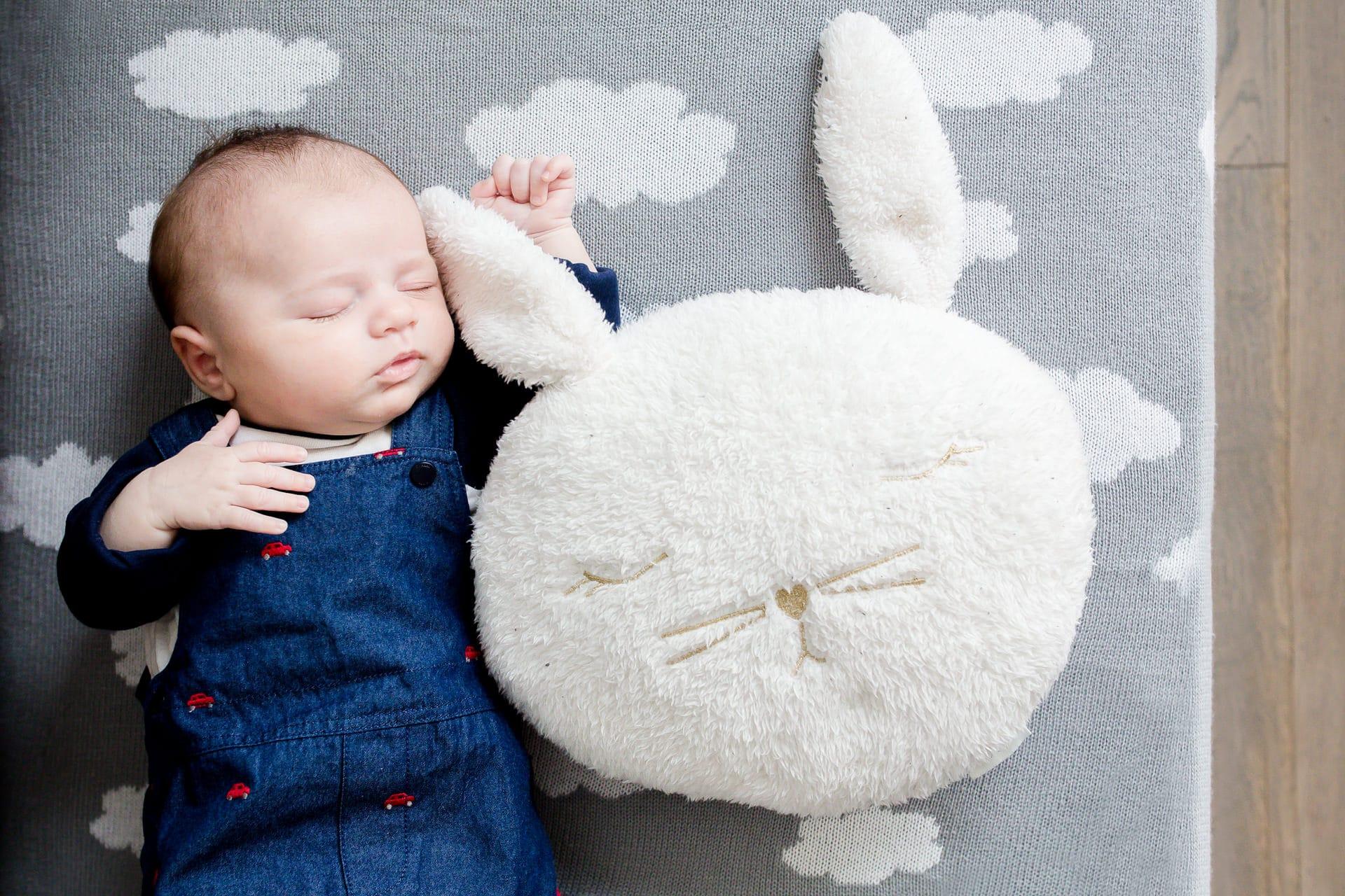Photographe naissance bébé domicile Bois Colombes