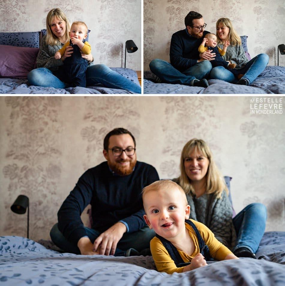 Photos en famille à domicile à Asnières sur Seine photographe enfants 92